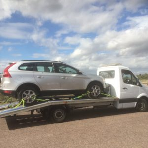 vehicle delivery Essex